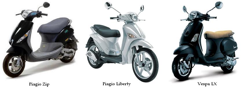 piagio   bikers indonesia